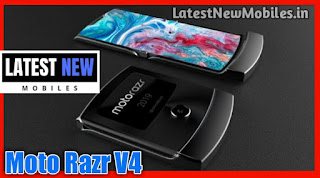Moto Razr V4 Specifications