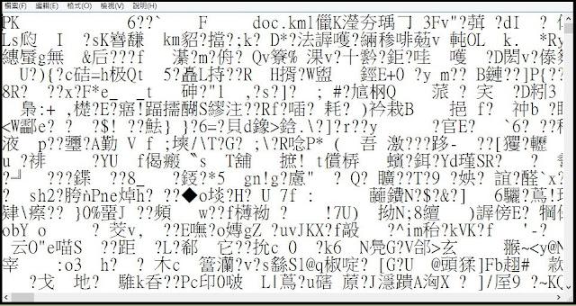 Let's learn GIS: KML/KMZ 轉為 SHP