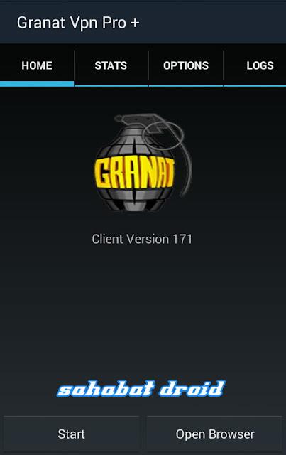Granat VPN versi 171