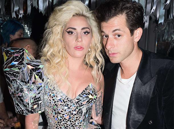 Mark Ronson Talks Again About Lady Gaga's New Album