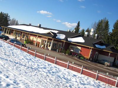 Chalet Rovaniemi hotel in Lapland