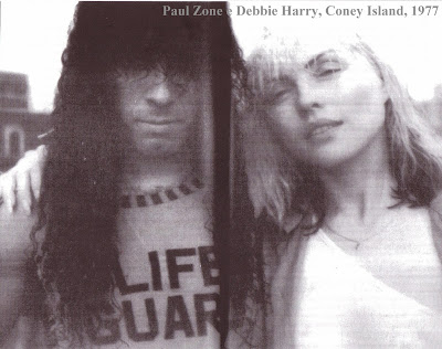 Debbie Harry e Paul Zone