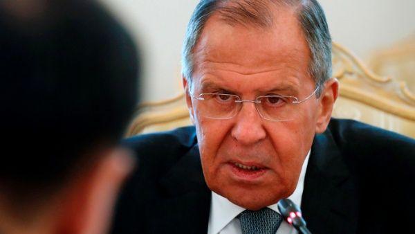 Canciller ruso rechaza acusar a palestinos de violencia en Gaza