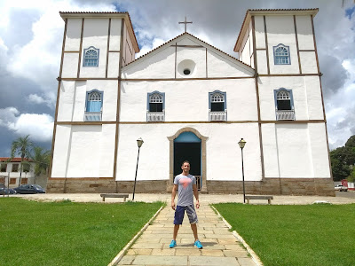 igreja matriz de nossa senhora do rosario
