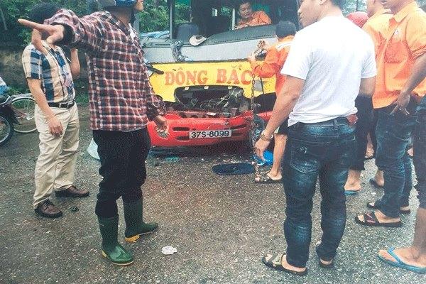 Nghệ An: Ai đang đẩy 2 tài xế xe buýt Đông Bắc vào vòng tù tội? ảnh 3
