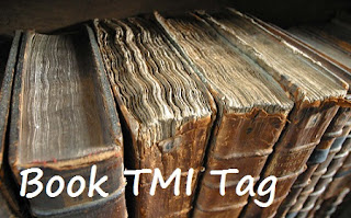 Book TMI Tag.