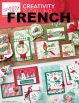 FRENCH VERSION 2019 HOLIDAY CATALOGUE