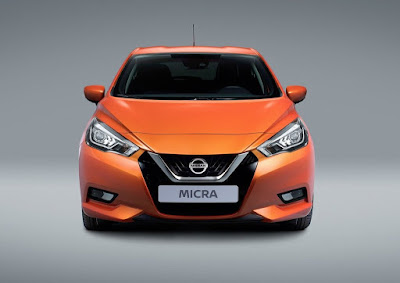 Nissan Micra 2017 front view image