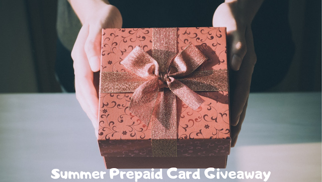 Summer Prepaid Card Giveaway $100, gift card, win, giveaway, Guardian Alarm
