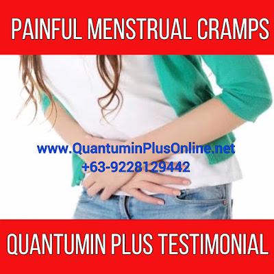 Painful Menstruation Quantumin Plus MiraminQ