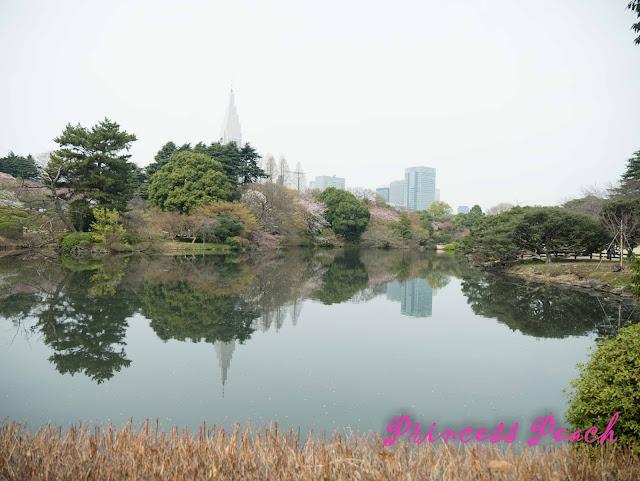 新宿御苑都市公園
