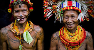 Artikel-Kebudayaan-Indonesia-Terbaik-Suku-Dayak