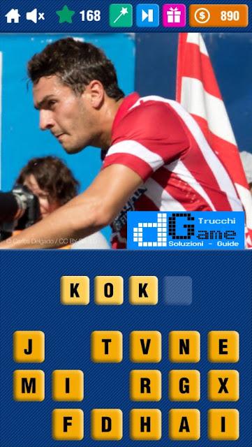 Calcio Quiz 2017 soluzione livello 161-170 | Parola e foto
