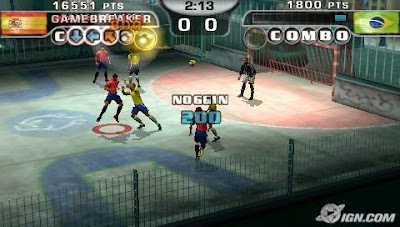 Download FIFA Street 2 PPSSPP ISO CSO Apk Android