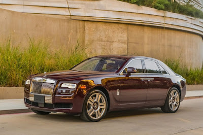 Rolls - Royce Ghost