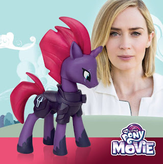 MLP Tempest Shadow My Little Pony The Movie Figure