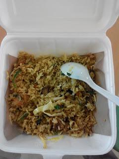 Nasi Goreng Briyani
