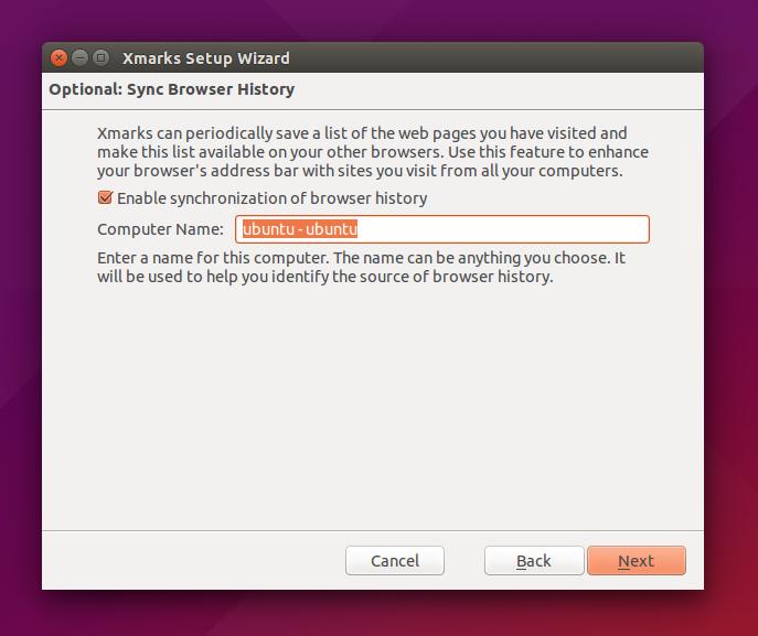Ubuntu Buzz !: Synchronize Firefox and Chrome Bookmarks in
