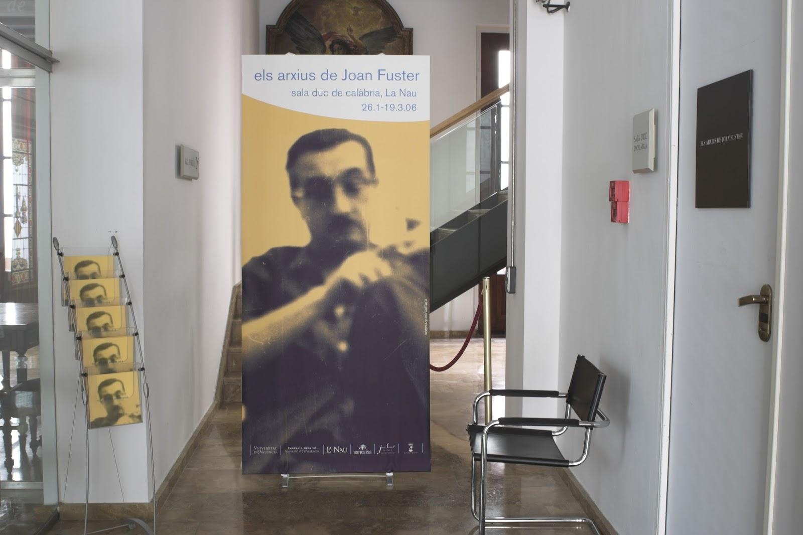 Resultat d'imatges de CASA MUSEU JOAN FUSTER