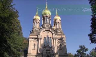 Iglesia Ortodoxa Rusa de Santa Isabel