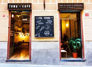 Toma Café Madrid
