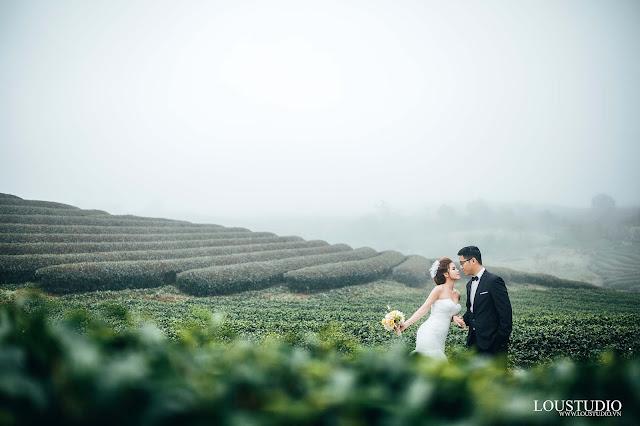 Mùa nào đẹp nhất để có bộ ảnh cưới tuyệt vời ở Mộc Châu