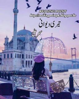 Teri deewani by Sehar Ali Complete Online Reading