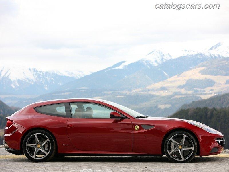صور سيارة فيرارى FF 2014 - اجمل خلفيات صور عربية فيرارى FF 2014 - Ferrari FF Photos Ferrari-FF-2012-20.jpg