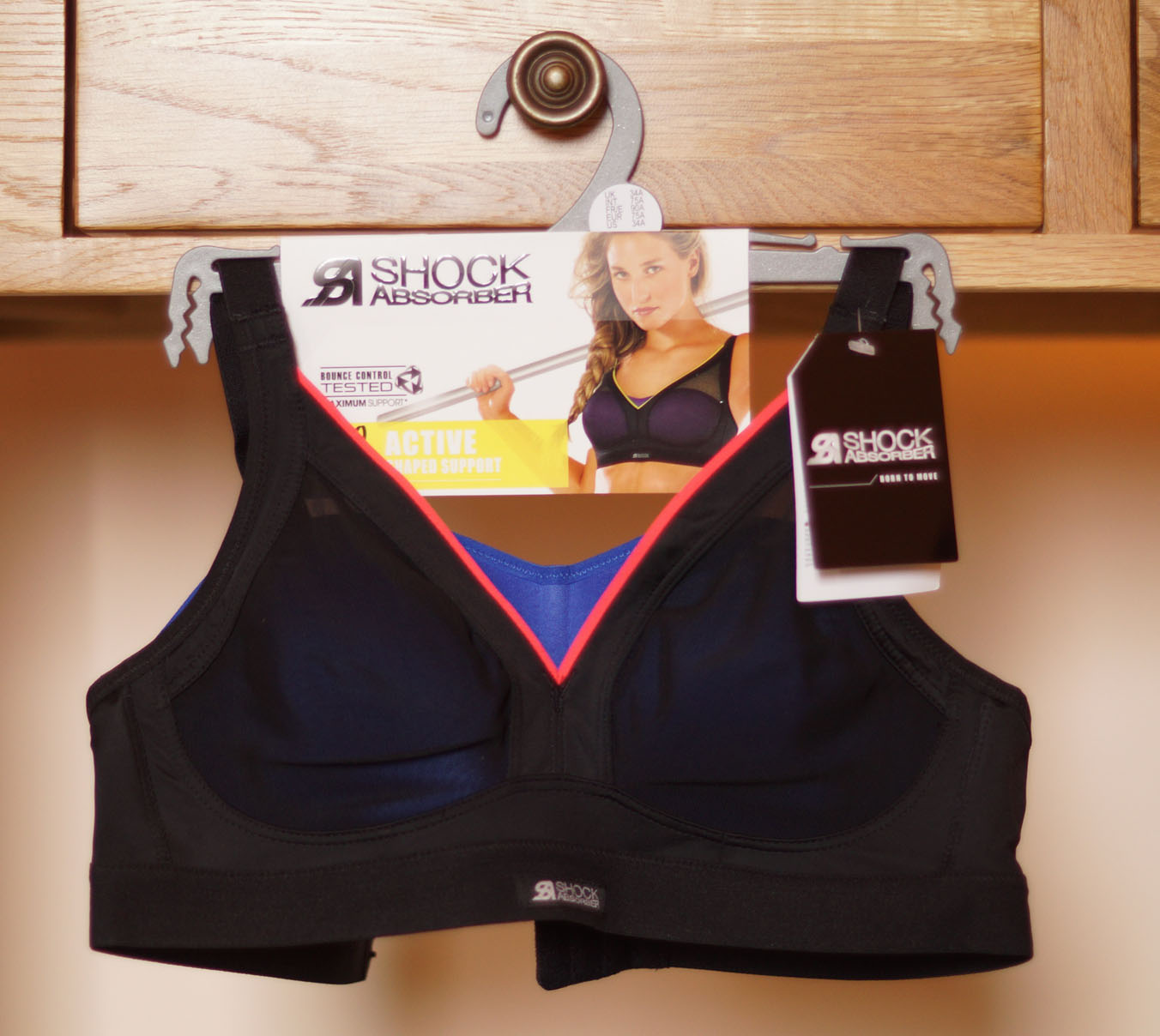 a8493aec2c1ab Shock Absorber Active Shaped Support sports bra review SS16 collection