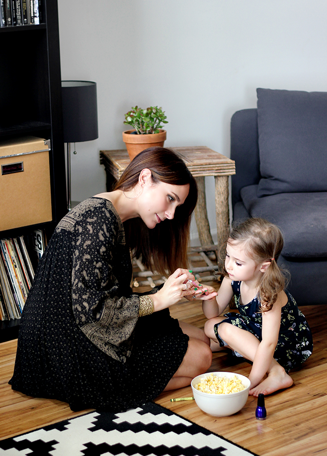 The Perfect Mama's Day Celebration: Love, Manicures, and Butter