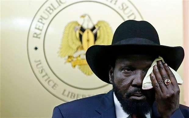 Sudão do Sul - MichellHilton.com