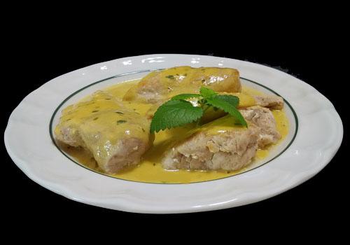 Receta muslos de pollo en salsa de mostaza for Muslos pollo en salsa