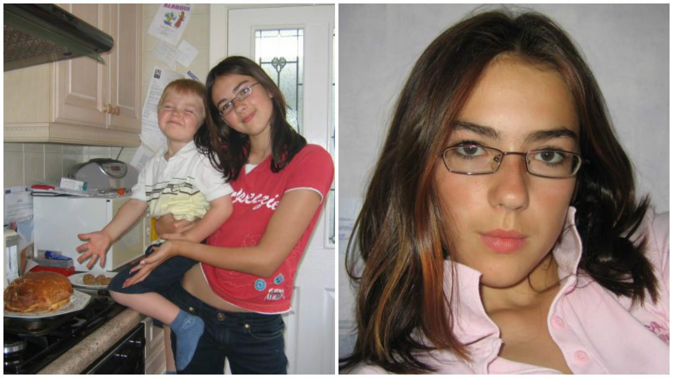 Teenage photos