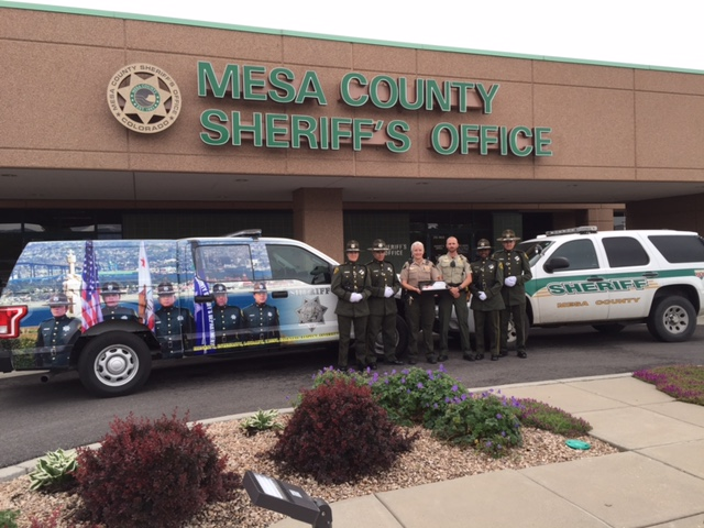 MCSO NEWS: San Diego County Sheriff's Office honors Deputy ...
