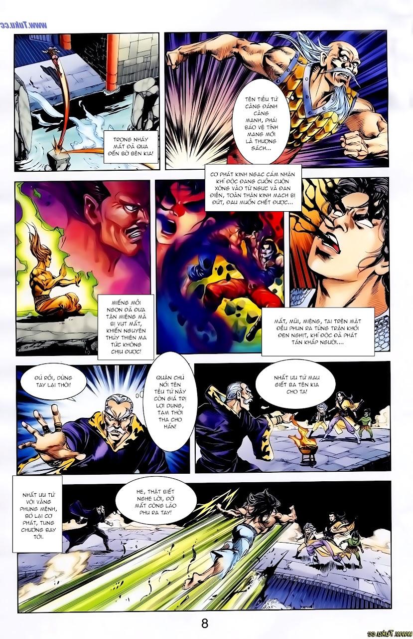 Cơ Phát Khai Chu Bản chapter 115 trang 22