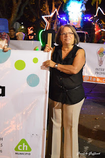 Presidenta del frente Amplio Mónica Xavier