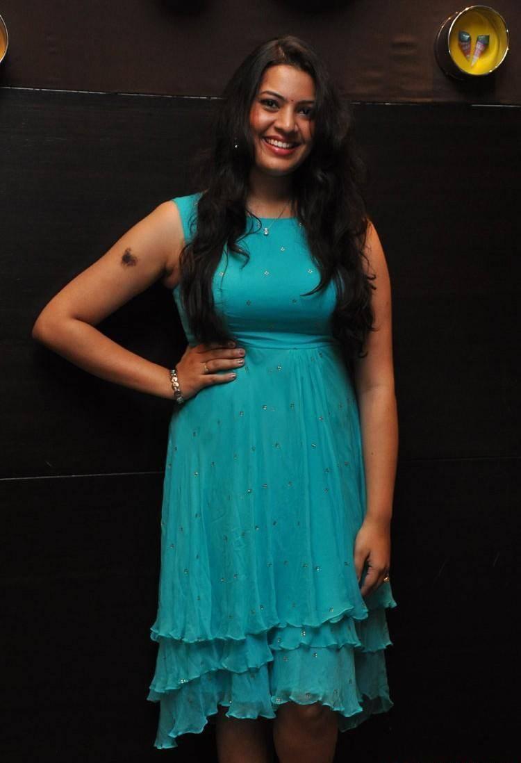 Singer Geetha Madhuri ...