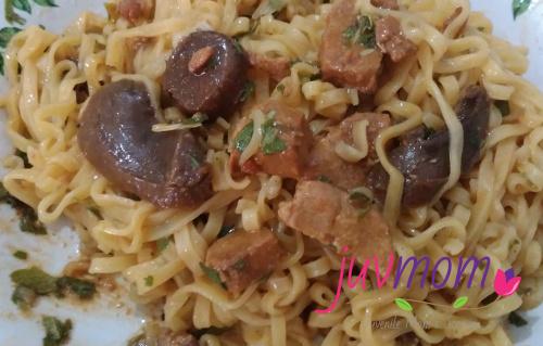 Indomie Real Meat Rasa Ayam Bawang