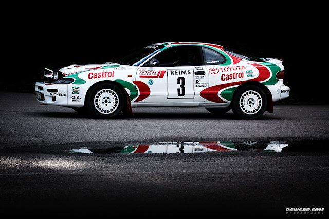 Toyota Celica, 5-gen., najlepsze sportowe samochody z lat 90