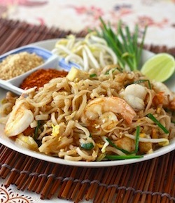 Pad Thai stiry-fry recipe