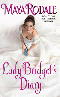 #BookReview Lady Bridget's Diary by Maya Rodale