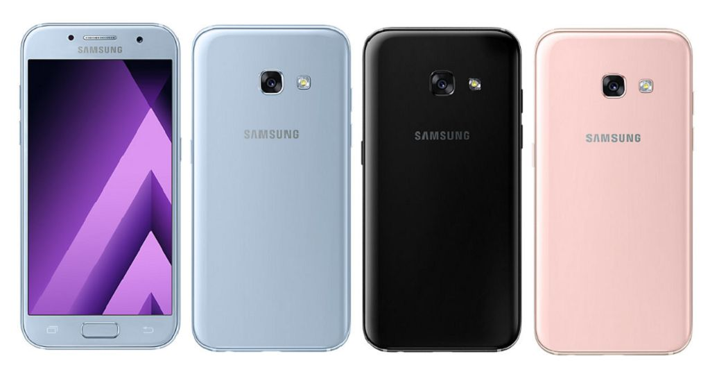 Samsung Galaxy A3 (2017)with Specifications