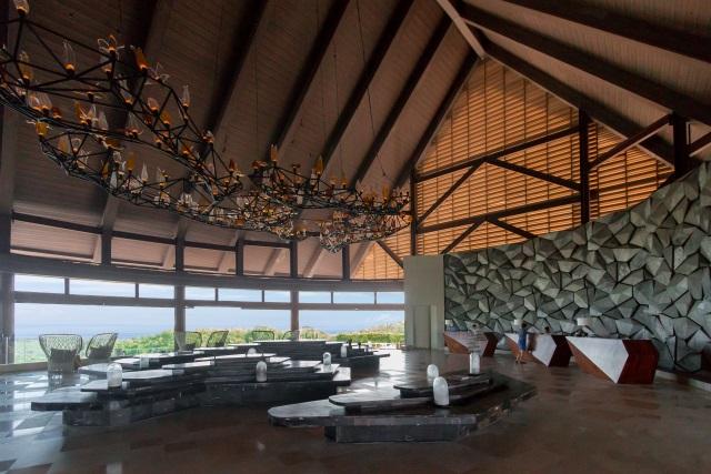 Lobby of Renaissance Hotel Bali