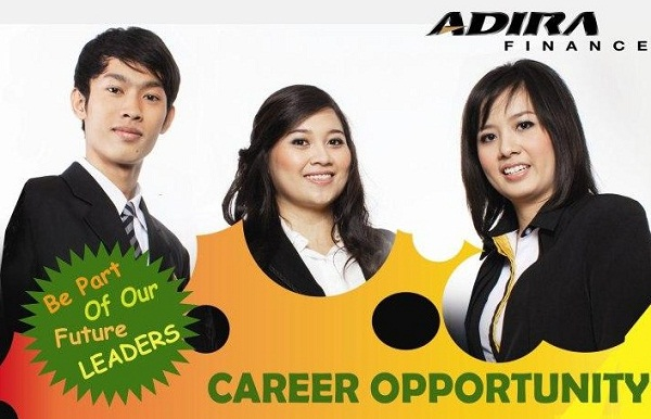 PT ADIRA FINANCE : ASSET RECOVERY DEVELOPMENT OFFICER, SUPEVISOR ACCOUNTING MANAGEMENT REPORTING DAN CREDIT MARKETING OFFICER - KOTA BANDA ACEH, ACEH INDONESIA