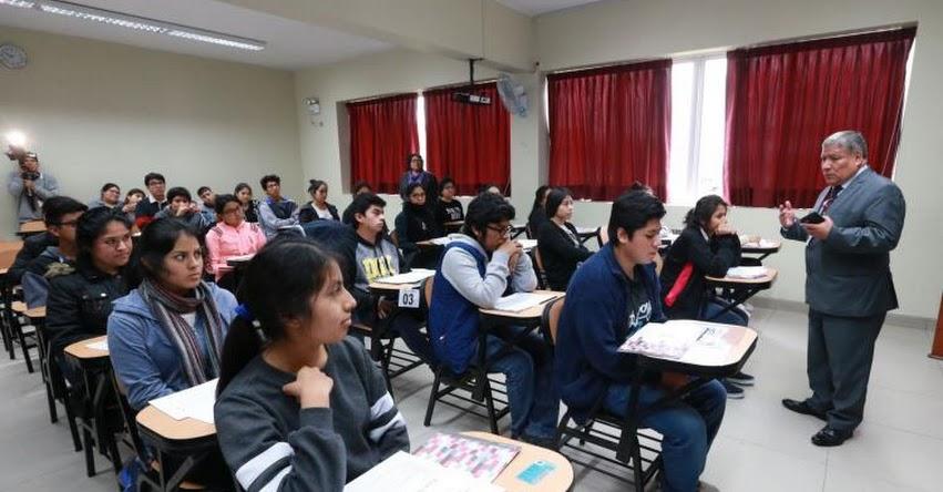 UNMSM: Simulacro de Admisión San Marcos se realizará por primera vez en 20 sedes del Perú - www.unmsm.edu.pe