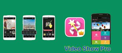 برنامج تحرير الفيديو VideoShow النسخة الإحترافية