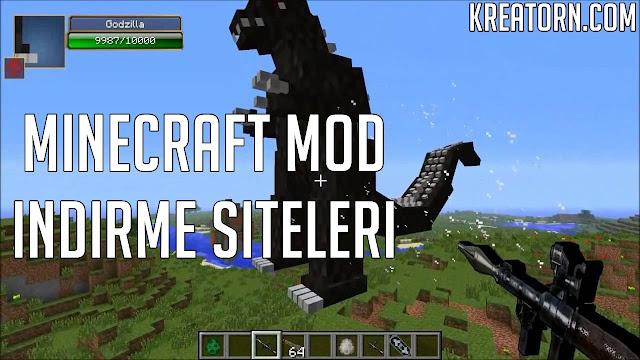 Minecraft mod indirme sitesi
