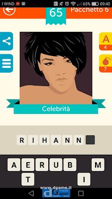 Iconica Italia Pop Logo Quiz soluzione pacchetto 6 livelli 65-100