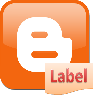 blogger label