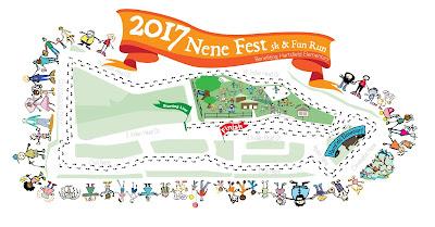 2017 Nene Fest 5K